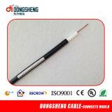 Fabricante de China para cable coaxial RG6 Cable Cavt CCTV