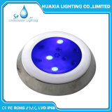 316 kleines LED Oberflächenunterwasserpool-Licht des Edelstahl-230mm