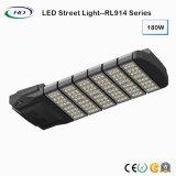 Modularer Typ Straßenlaterne180W der Leistungs-LED