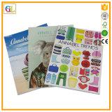 Alto servicio de impresión a todo color barato del catálogo de Qaulity