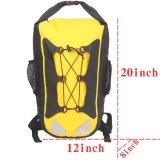 En plein air sec de Rafting imperméable jaune sac à dos pour la randonnée pédestre ou en camping