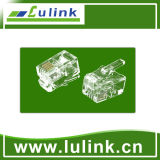 Rolle zwei Branchs des Cat5e ftp-RJ45 8p8c Stecker-einer
