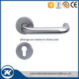 Maniglia di portello calda della leva del tubo dell'acciaio inossidabile di vendita