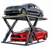 Автоматический замок Scissor подъем стоянкы автомобилей автомобиля