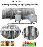 Completare la bevanda di chiave in mano del succo di frutta che elabora la riga del materiale da otturazione asettico per 500ml 1000ml 1500ml 2000ml