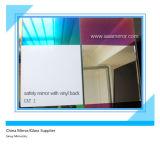 Тренажерный зал Sinoy стены безопасности наружного зеркала заднего вида с виниловых пластинок обратно Cat I или CAT II, закаленное наружного зеркала заднего вида