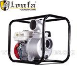 Pompes de manuel de l'eau de l'essence 7.5HP de Honda de 4 pouces