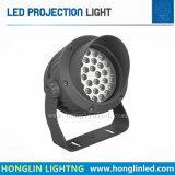 Venta caliente impermeable de iluminación LED 18W proyector LED / Spotlight con CE y RoHS