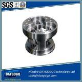 ステンレス鋼の機械化の部品を機械で造る標準外習慣CNCの精密