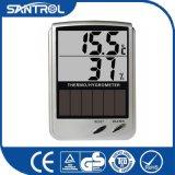 Zonne Digitale Thermometer om Temperatuur en Vochtigheid te meten