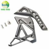 CNC de AutoDelen van de Dekking van de Decoratie van de Legering van het Aluminium