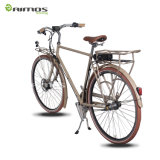 700c都市女性都市軽量の電気バイク
