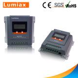 inversor inteligente do carregador do controlador da carga do painel solar de 10A/20A/30A/40A 12V/24V LCD MPPT