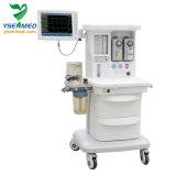 Ysav600 Verstuiver de Van uitstekende kwaliteit van de Anesthesie van het Ziekenhuis de Machine van de Anesthesie van het Scherm van de Aanraking van de Kleur van 15 Duim met de Anesthesie van Ventilator