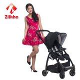 Dobragem One-Hand Baby Car Modelos Preto-H305