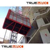 Truemax Double passager de la cage d'un palan avec onduleur