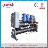 Unidad refrescada industrial del refrigerador de agua