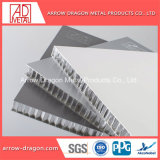 Painéis de favo de leve para revestimento de paredes exteriores