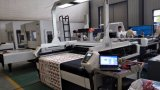 Visual room Laser Cutting Machine Used for Cutting Applique