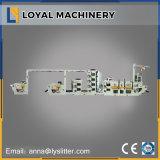 8 Farben-automatische Kennsatz-Papier-Rolle Flexo/flexographische Drucker-Maschine