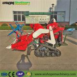 Mini máquina agrícola para la cosecha del arroz