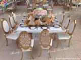 Гостиница банкета венчания обедая стул нержавеющей стали партии случая