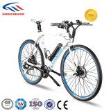 700c cansa a bicicleta elétrica da estrada do motor de 36V 180W