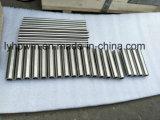 La densidad de descuento de más de 19,2g/Cc brillante barras de tungsteno utilizados en el ámbito industrial