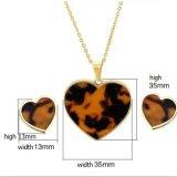Mode bijoux définit, en acier inoxydable de soins de Bijoux Bijoux Set (HDX1127)