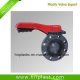 Plastikdrosselventil des Pph Wasser Valve&Lug Plastikventils