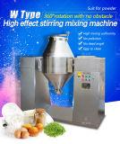 Acero inoxidable tipo W máquina mezcladora de polvo seco