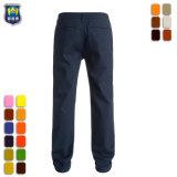 Bleichen Baumwolle-Soem-Männer 100% beständige Arbeits-Hosen