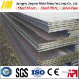 Placa de acero resistente de rasgado laminar
