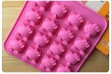 Moule à gâteau en silicone de qualité alimentaire, muffin gâteau des ustensiles de cuisson