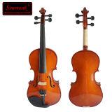 Caisse libre de violon de violon d'instruments de Muscial