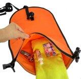 orange Rucksack-Boje des Swim-28L, aufblasbarer trockener Beutel 2 in 1 für Schwimmen und Betrieb
