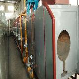 15kg de Oven van het Gas van de Thermische behandeling van de Apparatuur van de Productie van het Lichaam van de Lopende band van de Gasfles van LPG