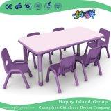 Школа роскошь детей дерева изогнутой таблица с оранжевым цветом края (HG-4905)