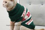 Nouveau design de Noël à chaud en gros le PET produit pullover Chien Chat Chien vêtements mode Pull