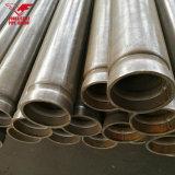 Tubo del nero saldato ERW del tubo d'acciaio del tubo del acciaio al carbonio di programma 10