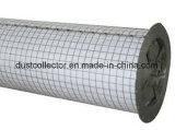 Absorción de la colección de películas de neblina de pulverización de fibra del filtro de la cama