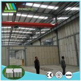 El panel compuesto del emparedado del aislante ahorro de energía y sano para interior/el exterior/la pared de partición