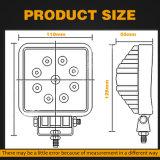 Indicatore luminoso automatico luminoso eccellente del lavoro del rifornimento 12V 27W LED della fabbrica