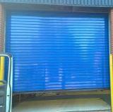 鋼鉄圧延の防風のドアの圧延の鋼鉄機密保護のドア