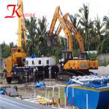 Keda nouvellement Remise de type Big Sand drague suceuse pour la vente de la pompe
