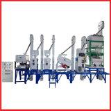 30-150 Ton/Day는 반숙한 밥 선반 기계 비용을 완료한다
