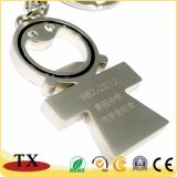 Cadeia de chaves personalizadas abridor de garrafa de Metal