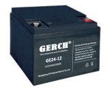 batteria di 12V 24ah VRLA per l'indicatore luminoso Emergency di telecomunicazione di cicli iniziali ENV del vento di energia solare