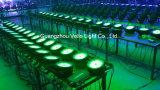 A PARIDADE do RGB da lavagem do diodo emissor de luz de Vello pode encenar a luz (duende ColorPar54 do diodo emissor de luz)