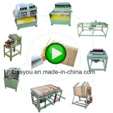 Raw Material Bamboo Wood Tooth Picker Toothpick Stick Pick Making Machine Production Line for Prices